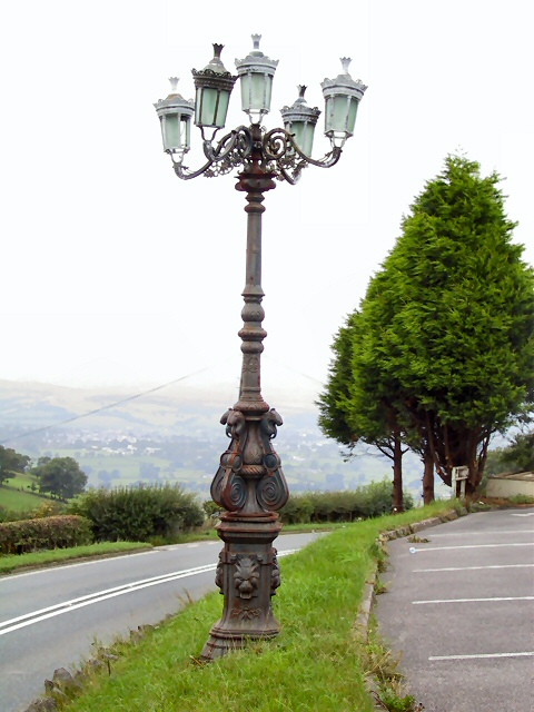 Ornate Lamp-post