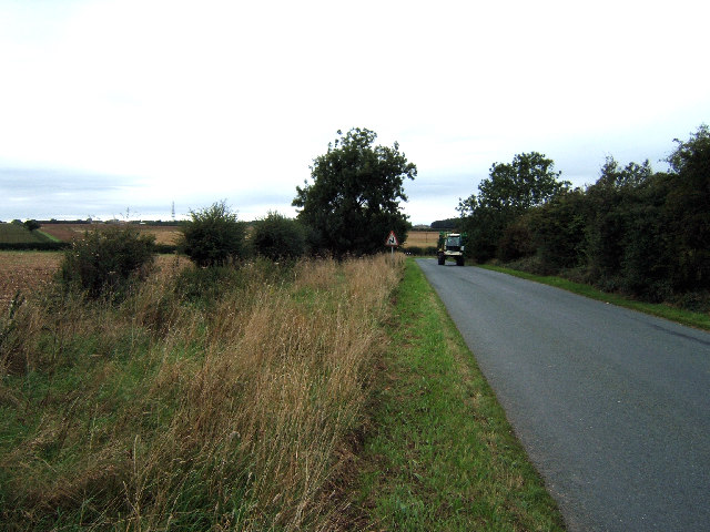 Near Wootton Wold