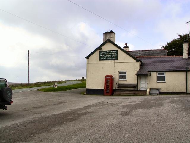 Highest Inn in Wales