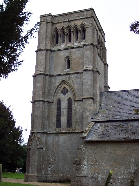 Anglican church dedicated to St. Helen; East Keal, Lincs