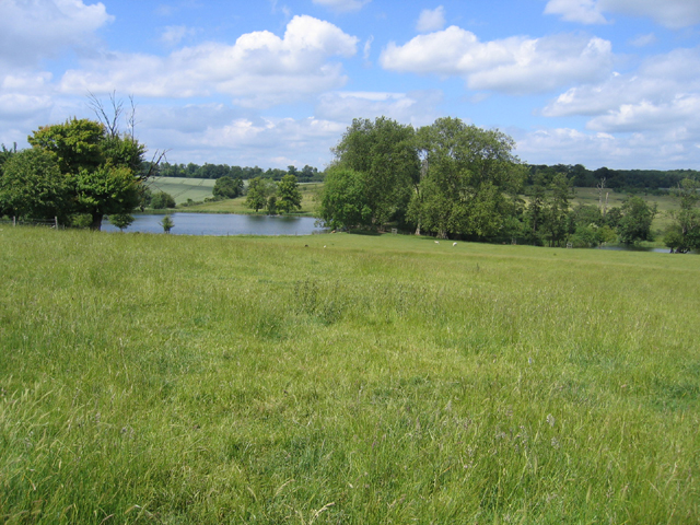 Wimpole Park lakes, Cambs