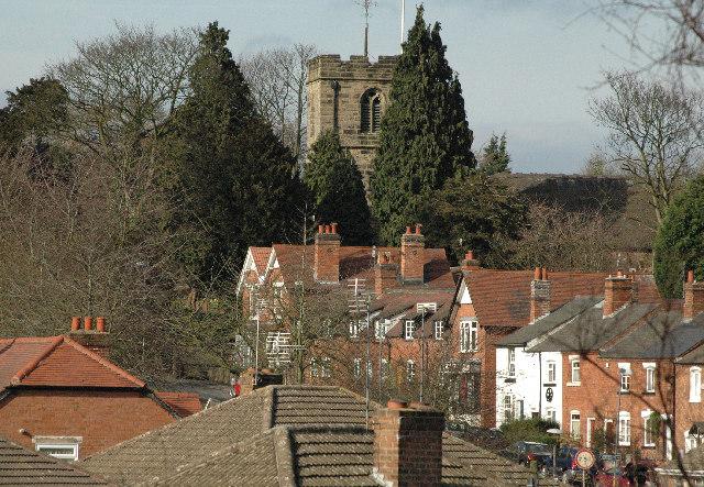 St Laurence Church Northfield Birmingham