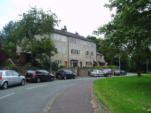 Former weavers' cottages, Syke, Near Rochdale, Lancashire