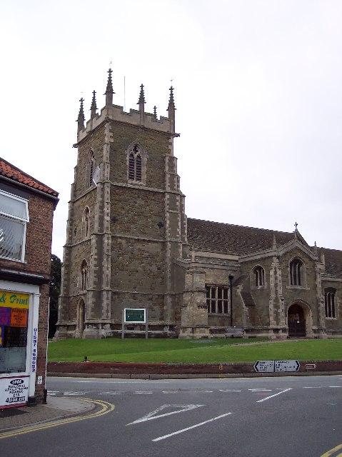 Saint Wilfrid's Church; Alford, Lincs