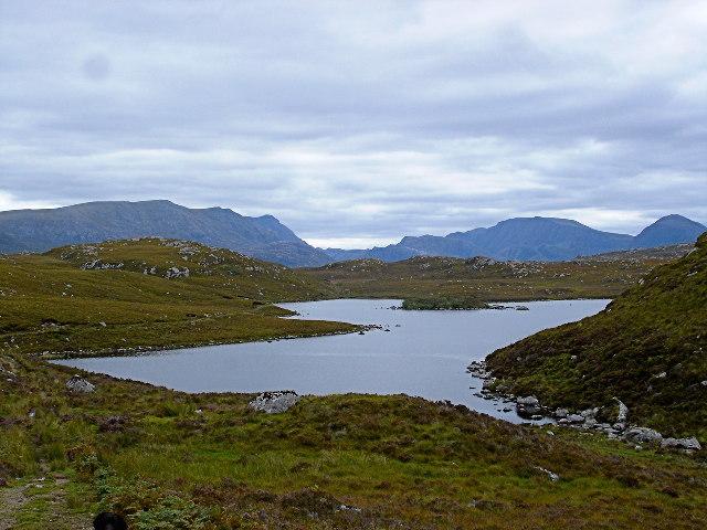Loch Mhic'ille Riabhaich