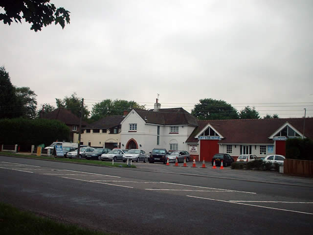 Tony Hall Motors, Andover Road