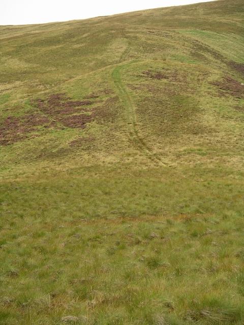 Landrover track