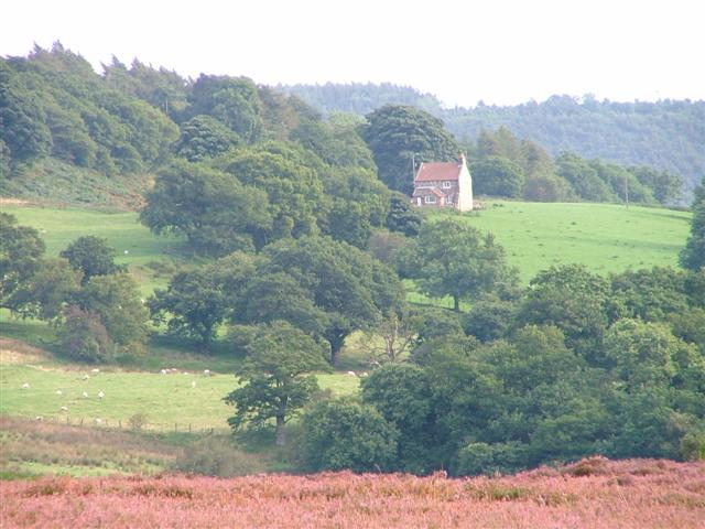 Hill End House, Ryedale