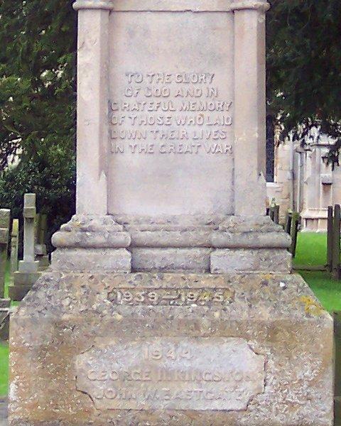 Cenotaph (detail)