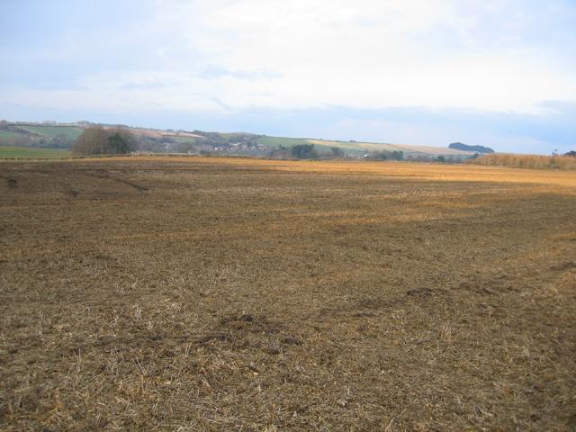Farmland, Southover, Tolpuddle, Dorset