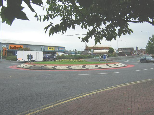 Mini Roundabout Madness at Chorley