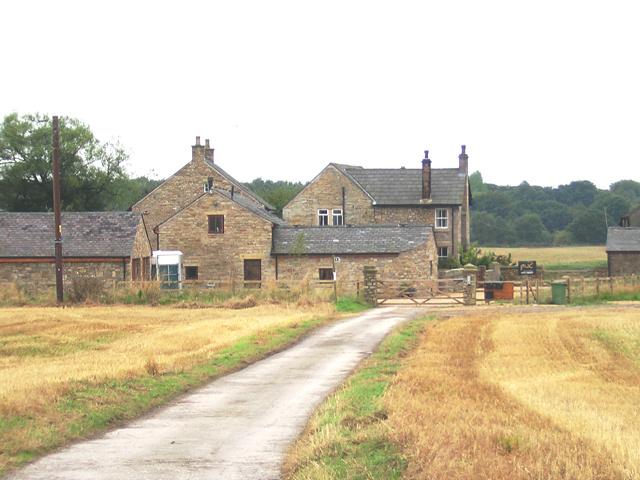 Crawshaw Hall Farm