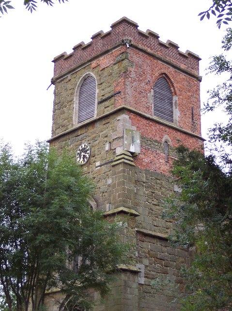 St. Michael's (detail)