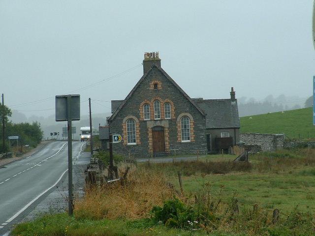 Rhydlydan Chapel