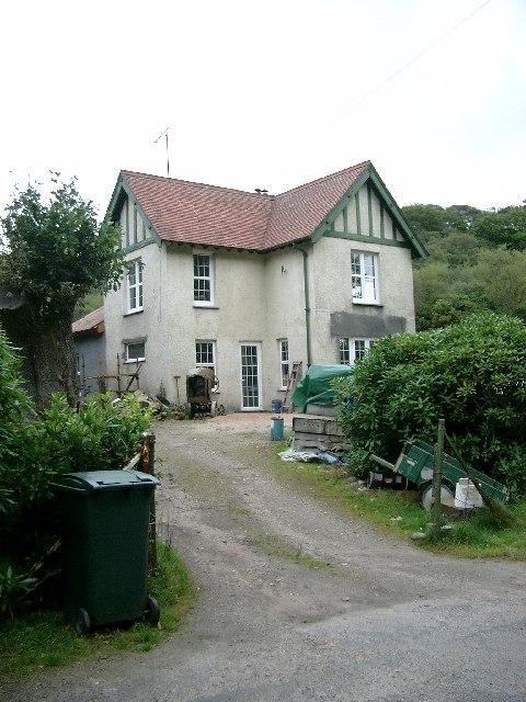 House near Caol Ruadh, Colintraive
