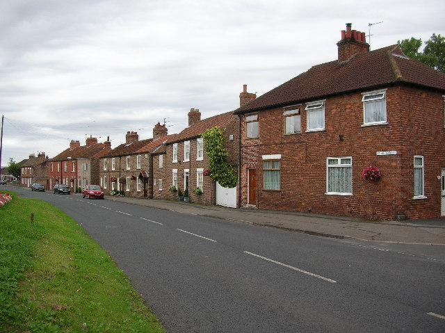 York Street, Dunnington