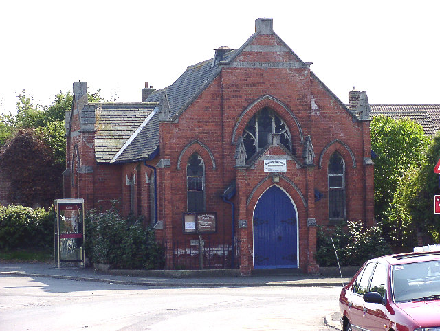 Wesleyan Methodist Chapel