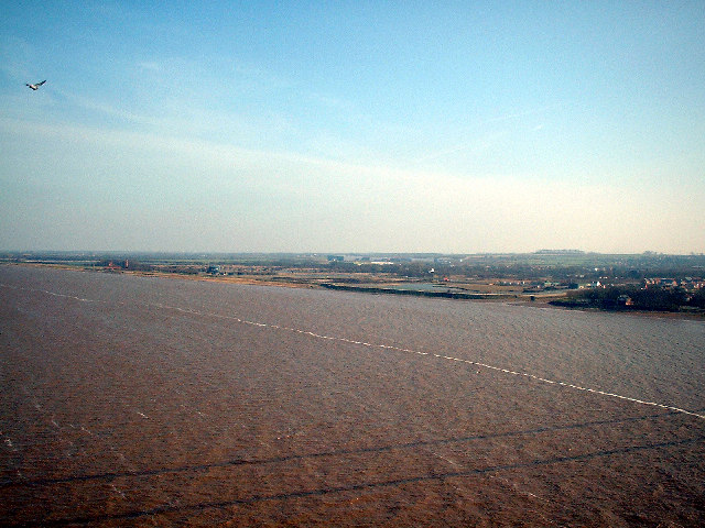 Humber Bridge - View from the South Tower