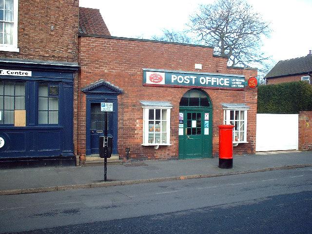 Burgate Post Office