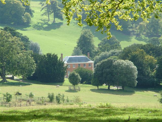 Swyncombe House and Parkland