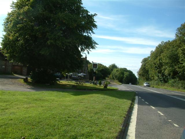 Gangsdown Hill