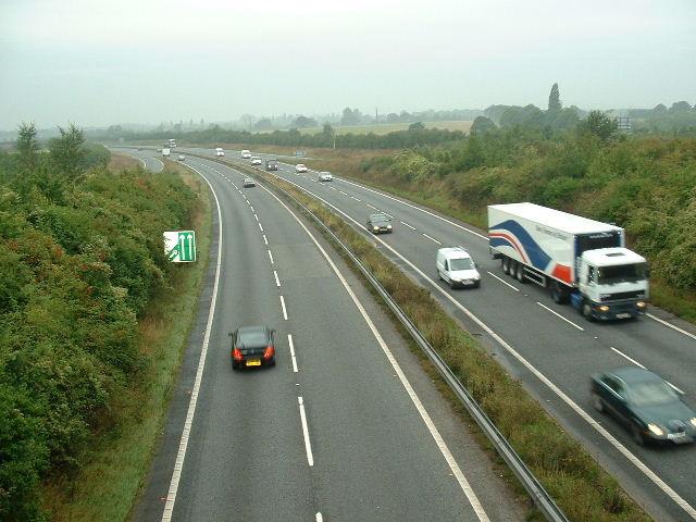 A27 Near Westhampnett