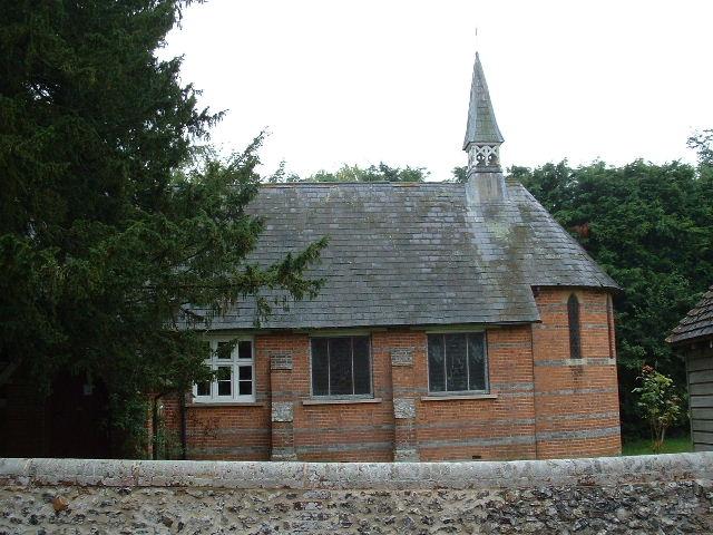 Hungerford Newtown Church