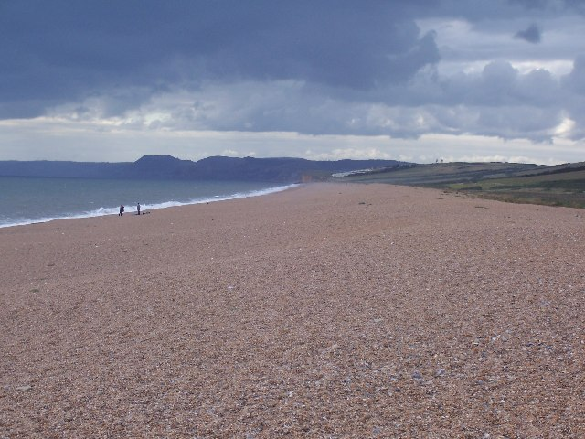 Beach at West Bexington