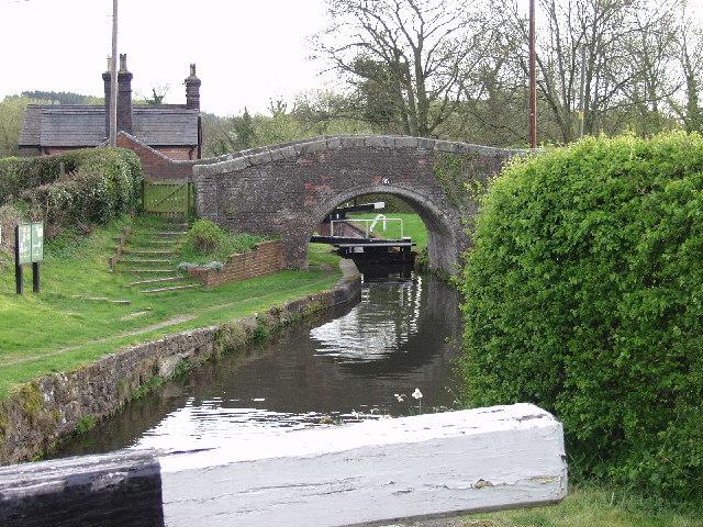 Carreghofa Locks