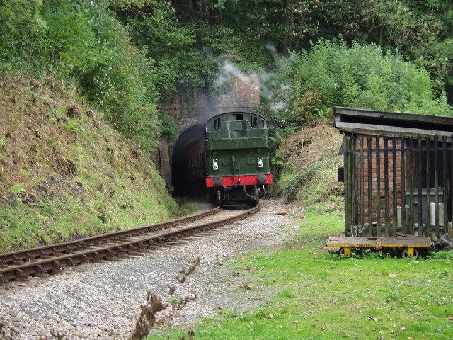 Berwyn Tunnel