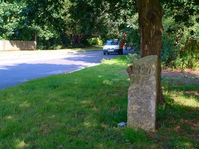Milestone, London Road, Hill Brow, Liss, Hampshire