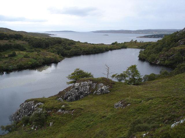Lochan Dubh nan Cailleach