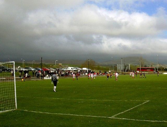 Loch Park, New Cumnock - Football ground