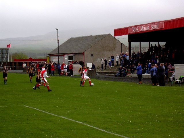 Loch Park, New Cumnock - Football ground