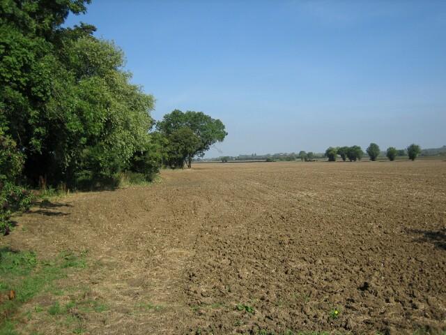 Ploughed Field, Childswickham
