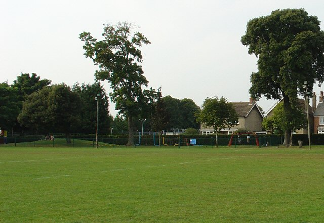 Play Area, North End of Oaklands Park, Chichester, West Sussex
