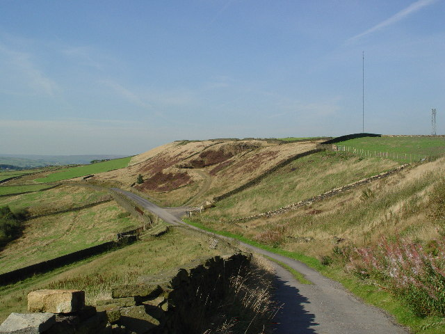 Vicars Lot, Stainland Moor