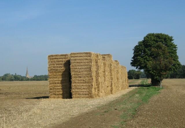 Straw Bales, Childswickham