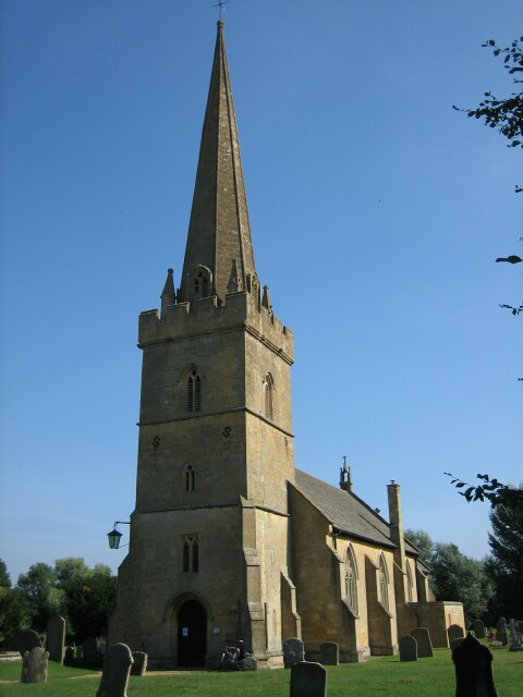 Childswickham Church