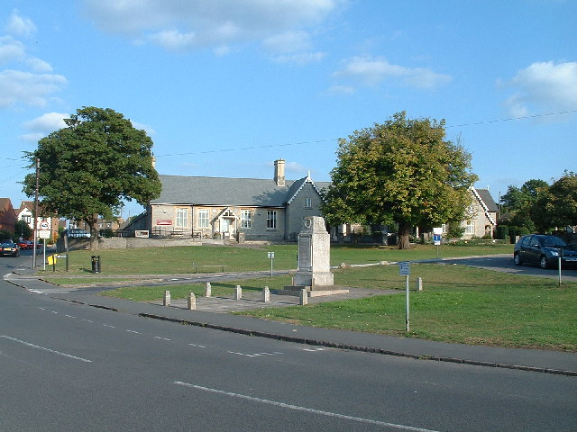 War Memorial & Village Green - Stoke Gifford