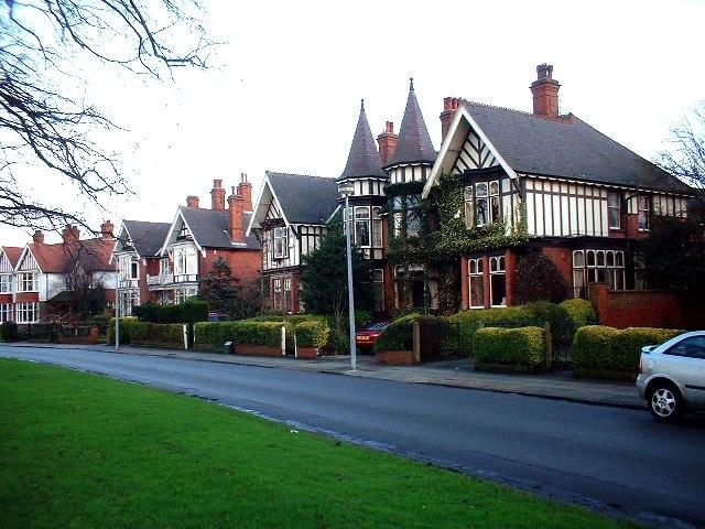 Park Drive, Grimsby