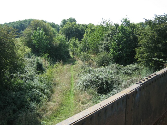 Disused Railway at Willersey