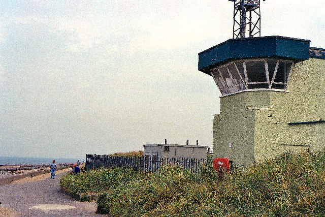 Former Coastguard Lookout