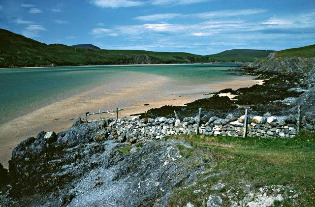 Kyle of Durness from Keoldale