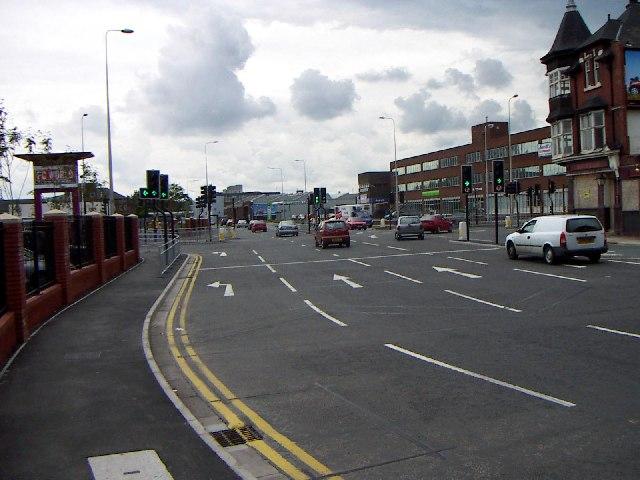 Victoria Street Junction
