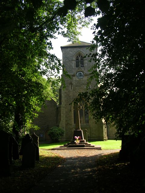 Golborne Parish Church
