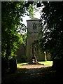 SJ6098 : Golborne Parish Church by Keith Williamson