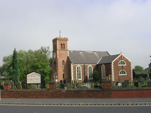 Lowton Parish Church