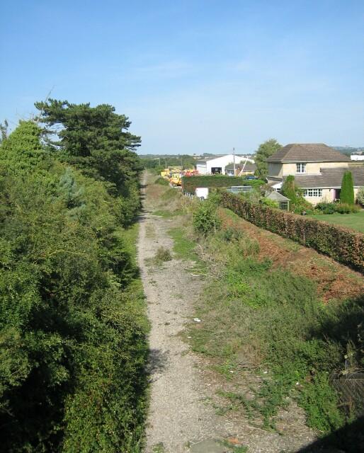 Site of Weston-sub-Edge Station