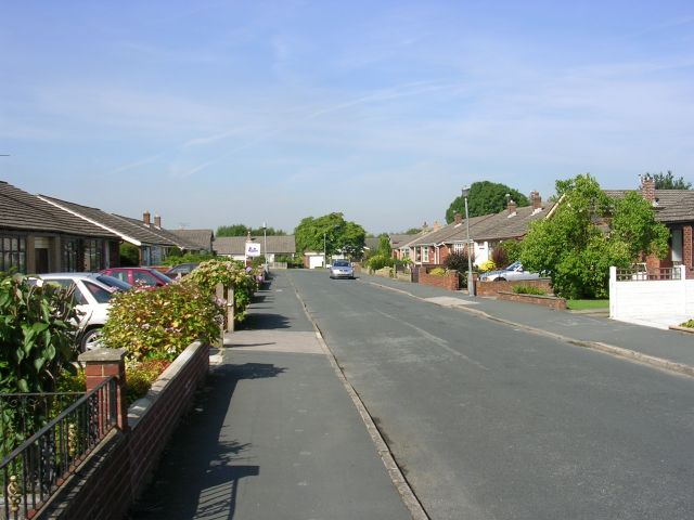 Thornbury Avenue, Lowton